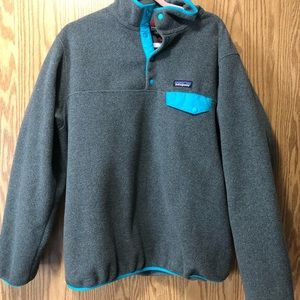 Patagonia Gray Fleece
